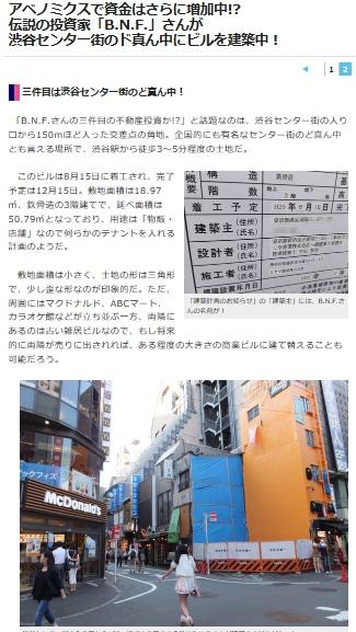 渋谷B.N.F.ビル